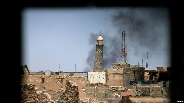 Κορυφώνεται η μάχη της Μοσούλης με τον βομβαρδισμό ιστορικού τζαμιού