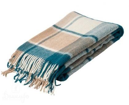 Купить плед из новозеландской шерсти РУНО ПИРОСМАНИ-13 140х200 от производителя Руно (Россия)
