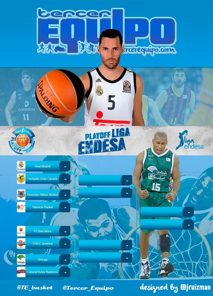 PlayOff Liga Endesa Baloncesto 2015