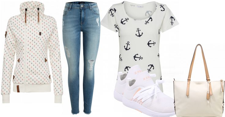 anchor Outfit - Frühlings-Outfits bei FrauenOutfits.de