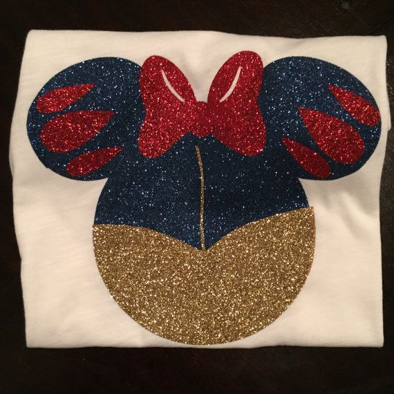 Disney princess Snow White Minnie princess shirt by OhanaGirls