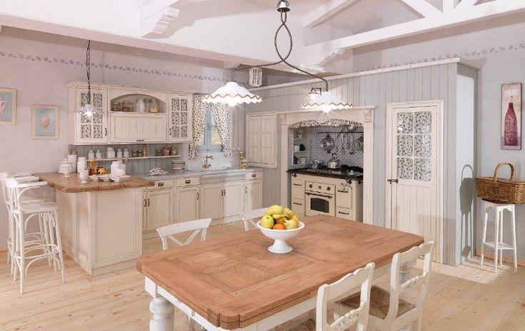 Oltre 25 fantastiche idee su cucine country su pinterest - Arredamenti vintage casa ...