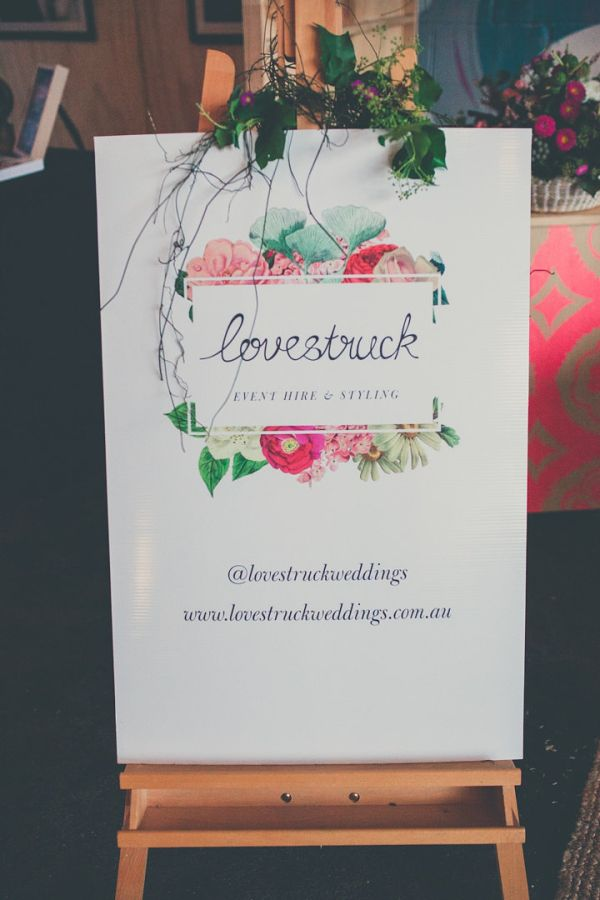 Lovestruck Weddings | A Darling Affair Gold Coast Wedding Fair | http://www.adarlingaffair.com