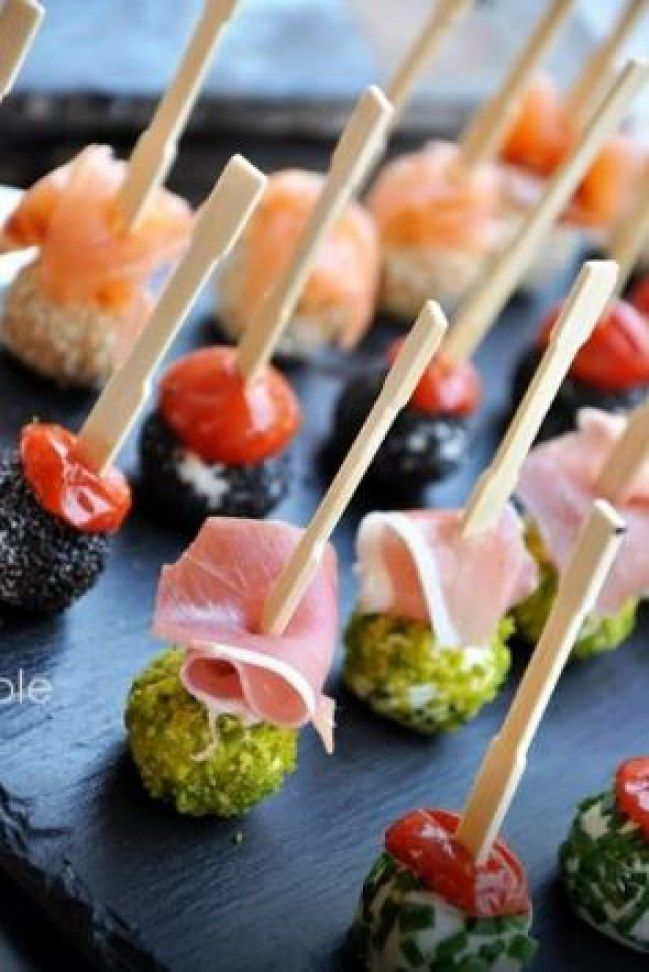die besten 25 fingerfood kalt ideen auf pinterest fingerfood rezepte party fingerfood und. Black Bedroom Furniture Sets. Home Design Ideas