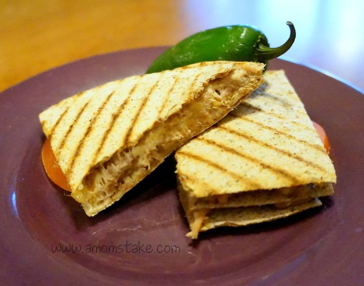 """Easy Dinner Recipes: Double Cheese Tuna Melt Recipe -- My kids call this one the """"Cheesy Cheesy"""" Sandwiches!"""