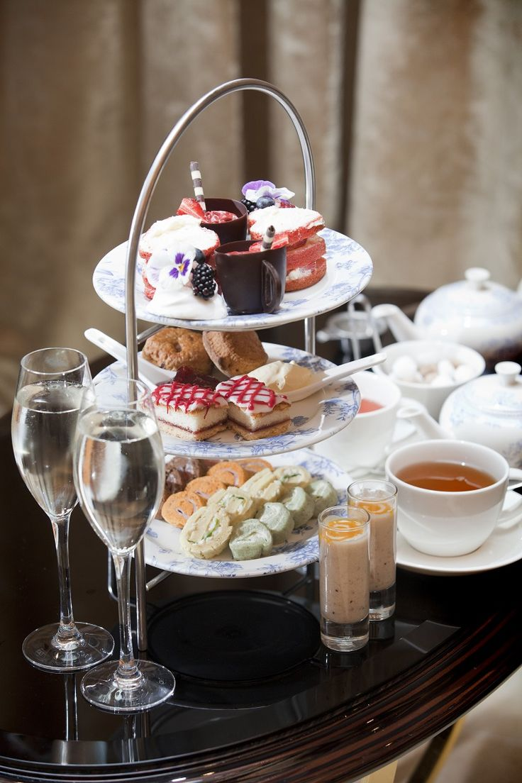 Afternoon Tea at Dorsett Shepherds Bush - AfternoonTea.co.uk