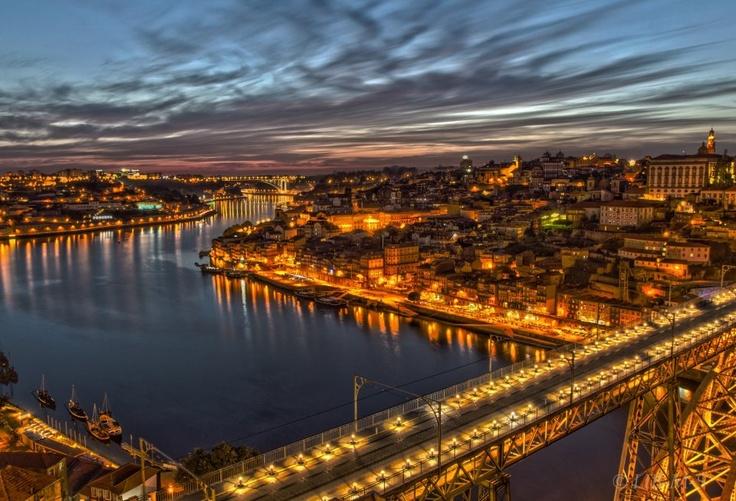 Porto, daqui houve nome Portugal!  - fotografia de Libório Manuel Silva