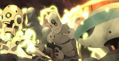The Second Renaissance - the rise of the robots. From the Animatrix DVD