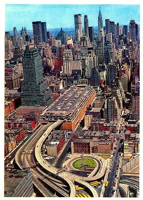 The Port Authority Bus Terminal - New York