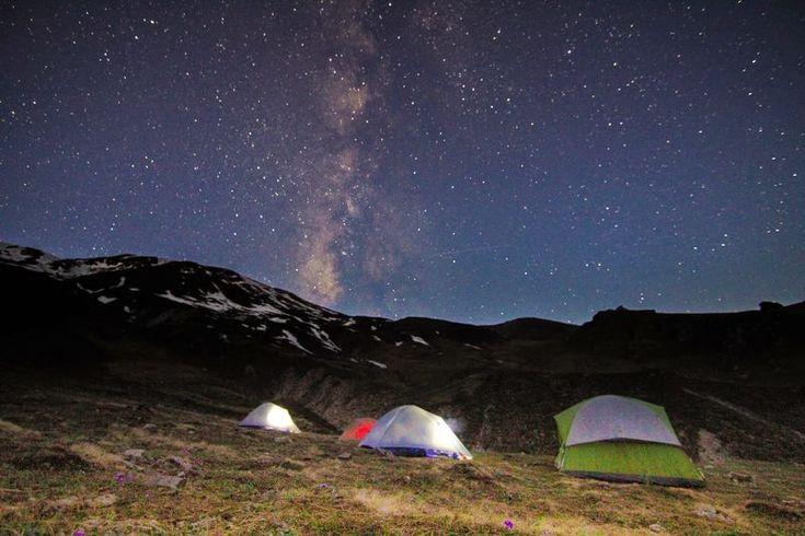Kuari Pass, Uttarakhand