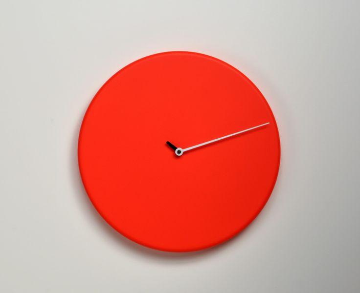 less modern clocks new - Modern Designer Wall Clocks