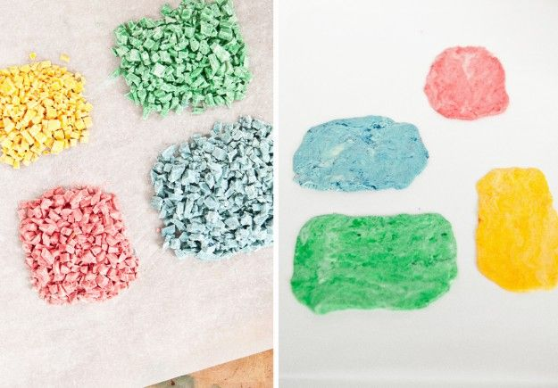 Rainbow Chocolate Chips (via Ashley at Not Without Salt blog)