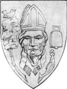 Saint Kentigern pray for us and Glasgow, Scotland.  Feast day January 13.