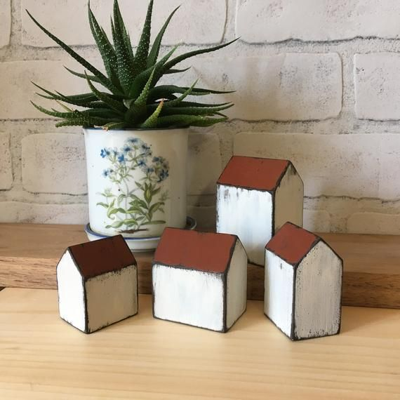 Wooden Houses Small Wood House Natural Wood Decoration Modern