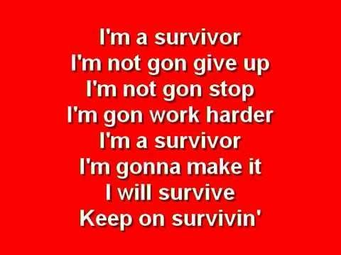 Survivor - Destiny's Child with Lyrics He thought wrong because oma fuckin surviver yea cold hearted butch right here !!!