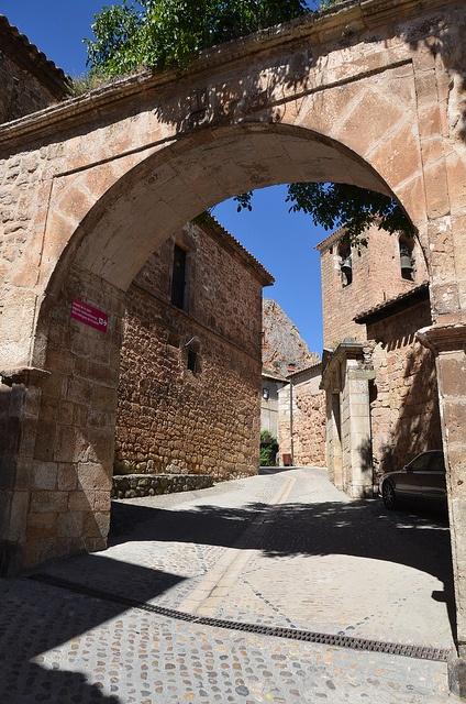 Poza de la Sal, Burgos #CastillayLeon #Spain