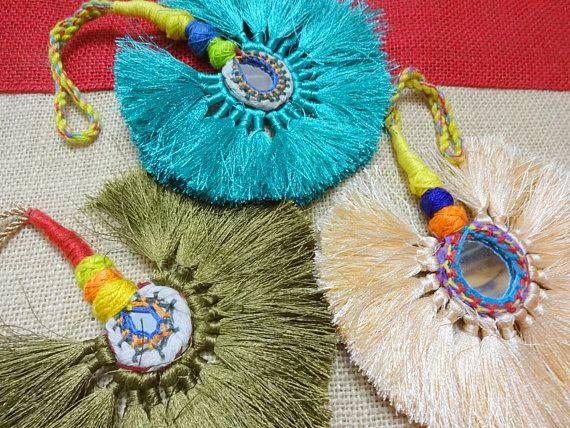 Tassel Silk Tassel Fan Tassel Purse & Handbag Decoration