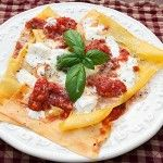 Summer Lasagna with Tomatoes, Burrata and Pesto   Recipe