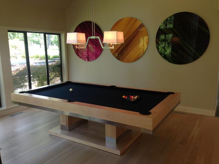 Mitchell Pool Tables | Home Page l Modern Pool Tables | |