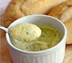 Pasta para pão de alho deliciosa « Receitas de Hoje