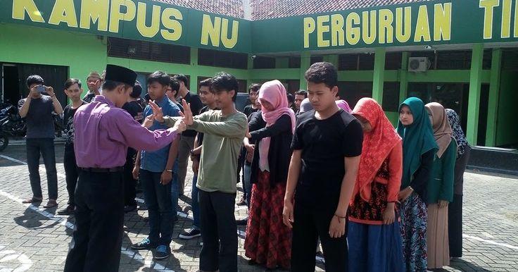 """Puluhan Mahasiswa NU di Tangerang Isi Ilmu Kebal, """"Apakah ini Ajaran Nabi Muhammad?"""""""