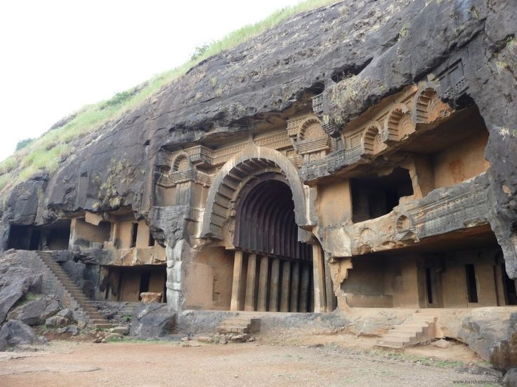 Bhaje-karla Caves Tourist attraction and historical place around pune