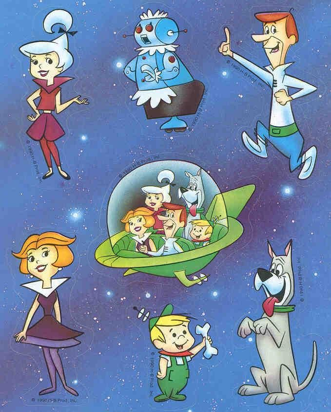 17 Best Images About The Jetsons On Pinterest