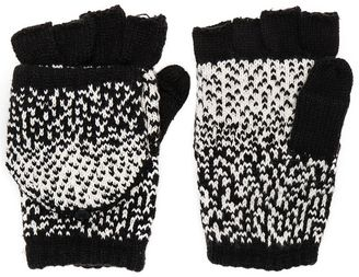 Shop Now - >  https://api.shopstyle.com/action/apiVisitRetailer?id=602687868&pid=uid6996-25233114-59 Plush Ombre Dot Texting Mittens  ...