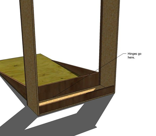 how to make a murphy bed mechanism