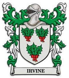 Irvine Family Crest