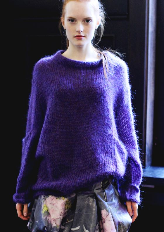 Acne Showroom F/W 2012  yes yes yes