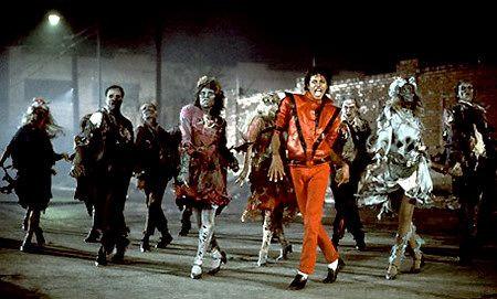 Learn all of the moves to the Thriller dance. Impress/embarrass accordingly.