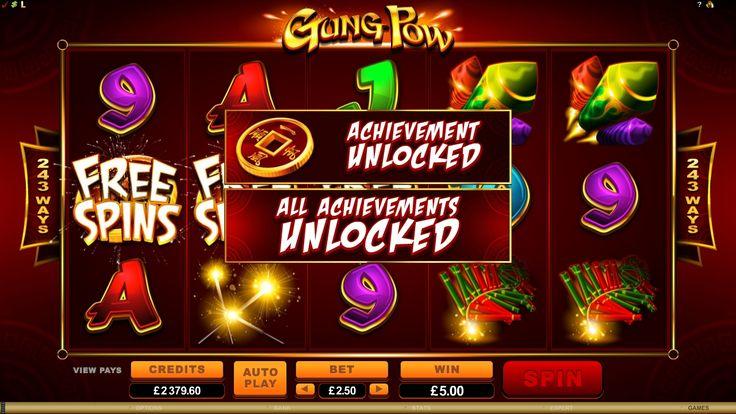 Gung Pow online slot - http://www.royalvegascasino.com/casino-games/slots/video-slots/