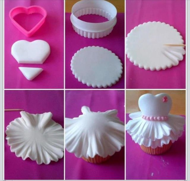 Cupcake decorating tips!