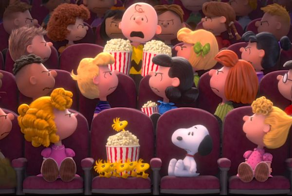 peanuts movie trailer   The Peanuts Movie' Trailer: See Snoopy And Charlie Brown In 3D! Watch ...