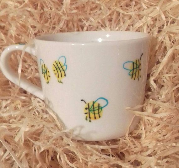 Check out this item in my Etsy shop https://www.etsy.com/uk/listing/489808738/bee-mug-bee-mug-garden-summer-present