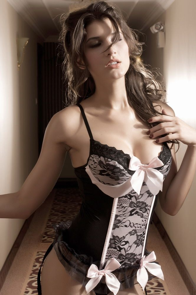 Padded Cup Underwire Bustier