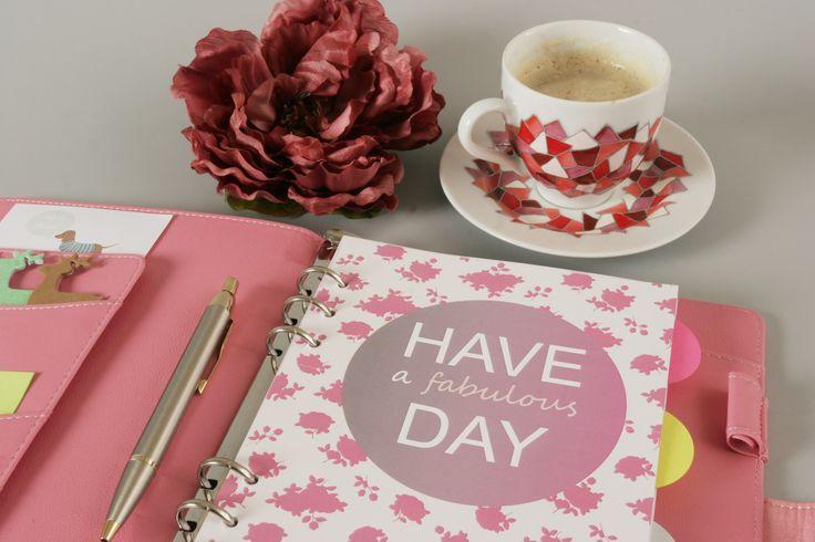 Spraw, by każdy Twój dzień był radosny, inspirujący i motywujący! Wybierz organizer Miss Planner