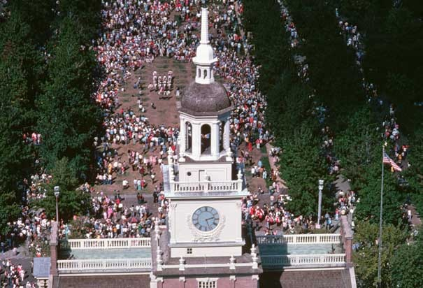 American Revolution Timeline: Important Political Dates