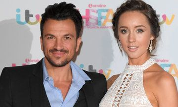 Peter Andre Says Smacking 'Doesn't Harm' Children