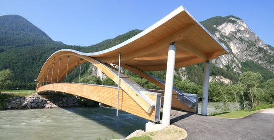 Bridge Pirkach, Austria
