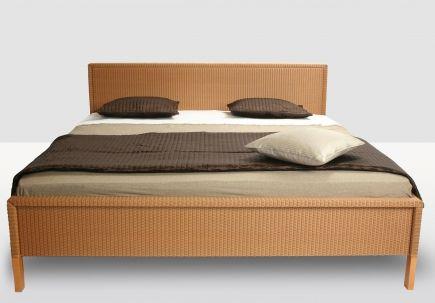 Rattanbett Allea - Designerbetten - Betten