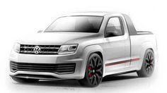 VW Amarok als Power Pick-Up