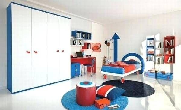 Chambre ŕ Coucher Garcon Tunisie Decoration Chambre Enfant