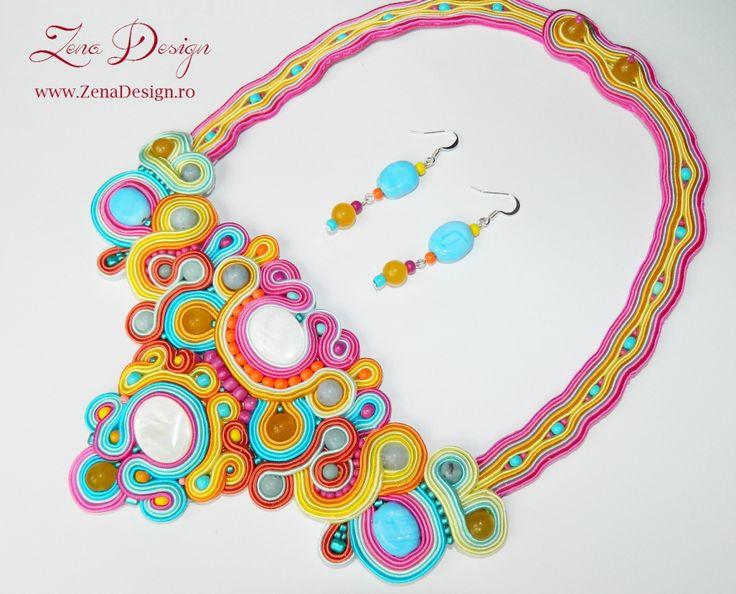 Zena Design – Soutache handmade jewelry