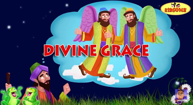 Divine Grace || Arabian Nights Stories || Animated Moral Stories in English