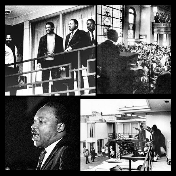 martin luther king jr assassination thesis statement The 50th anniversary of martin luther king jr's assassination saw the country still just as divided as it was the now, the son of the civil rights leader.