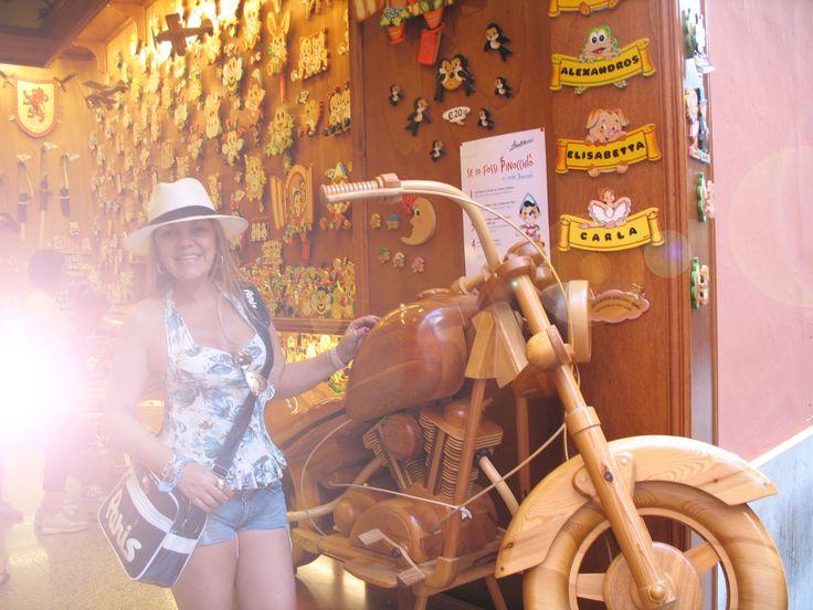 loja Bartolucci encantadora...