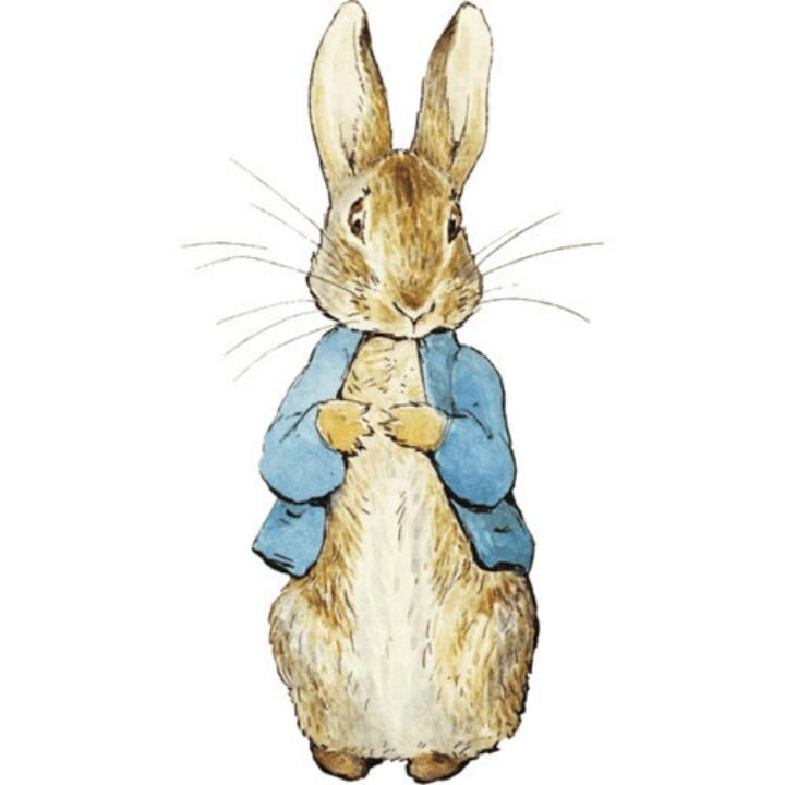 Peter rabbit tattoo is a must!