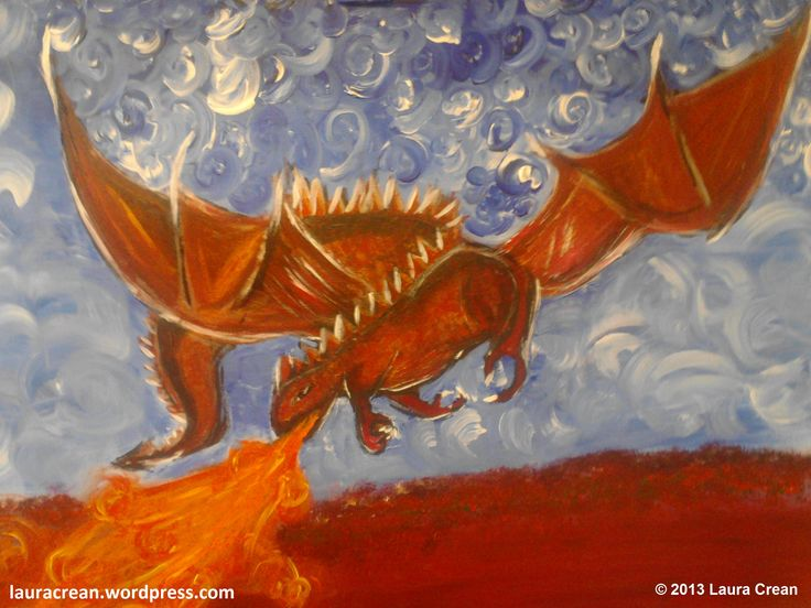 Red Dragon http://lauracrean.wordpress.com/